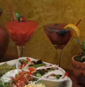 Fruit Flavored Margaritas - a popular trend in the Margarita world